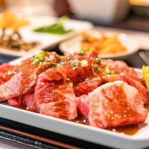 【松庵 韓菜房/名古屋栄】カウンターで一人焼き肉をしたよ!