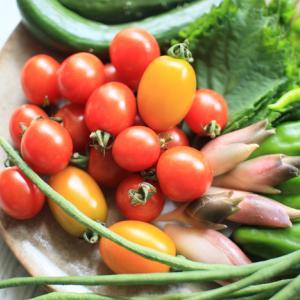【メルカリ購入】無農薬野菜を買ってみた!