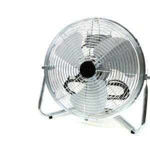 【犬の暑さ対策】Franfran(フランフラン)のシンプルなクリップ式扇風機