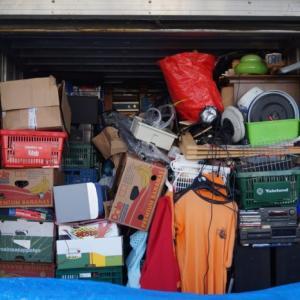 【キャンプ道具の収納】当たり前だけど、使うものを収納するんだよ!