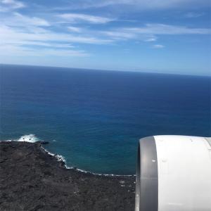 ハワイ島到着。レンタカーで宿泊地に!