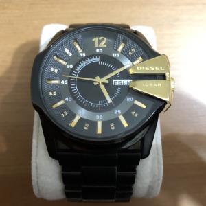 """DIESEL時計 """"マスターチーフ""""のおすすめポイント7つとその魅力 プレゼントにも最適なおすすめ商品をご紹介【時計好きの方必見】"""