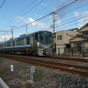 【JR阪和線】上野芝~百舌鳥間にて撮り鉄 part14