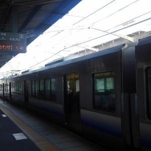 【阪和線 運転見合せ】9月15日 区間快速が津久野駅に臨時停車