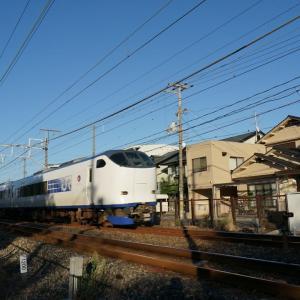 【JR阪和線】上野芝~百舌鳥間にて撮り鉄 part15