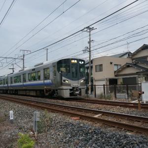 【JR阪和線】上野芝~百舌鳥間にて撮り鉄 part16