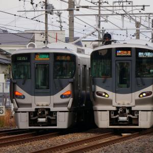 上野芝駅にて撮り鉄 part9