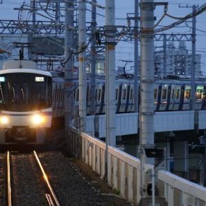 深井駅にて撮り鉄 part4