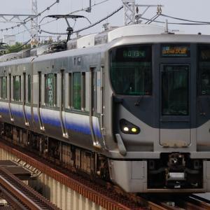 浅香駅にて撮り鉄 2020. 8.7