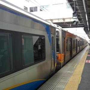 masaki Mr.阪和線さんと283 kinokuniさんと乗車の旅
