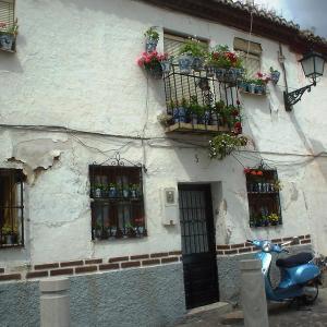 (160)スペイン◆アルハンブラ宮殿と初バル