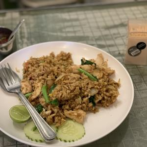 Classic Fried-rice with Chicken @バンコク