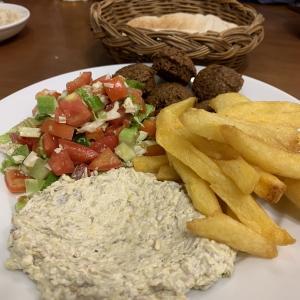 バンコク・カオサンにあるイスラエル料理店に行ってみた🇮🇱