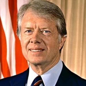 人権外交!第39代アメリカ大統領ジミー・カーター