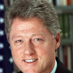 ニューエコノミーの推進者!第42代アメリカ大統領ビル・クリントン