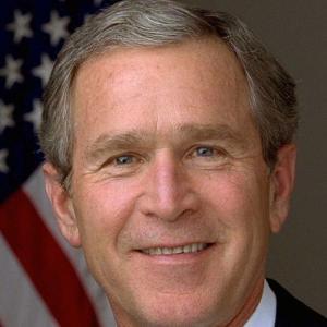 史上最低のアメリカ大統領第43代ジョージ・ウォーカー・ブッシュ
