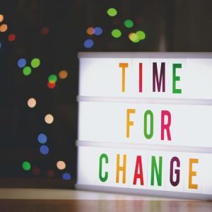 1日1%の変化と成長を目指す
