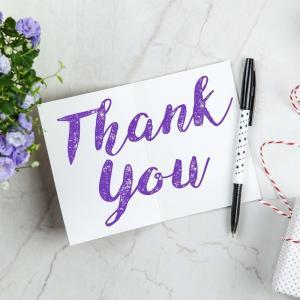 感謝の持つ力