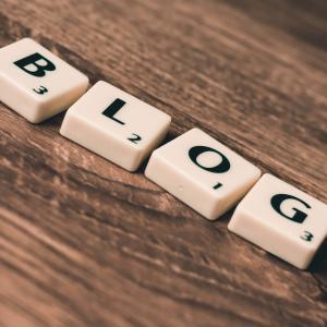 ブログが書けないのは考えていない証拠