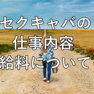 セクキャバ・オッパブの仕事内容・給料【夜のお仕事解説】