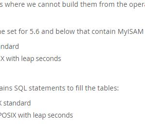 【MySQL】CakePHPでタイムゾーンを日本時間に変更したらエラーになった