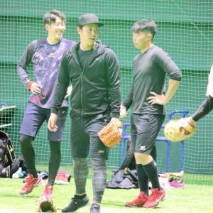 """堂林翔太""""今季目標「打率3割」""""「強いカープの一員になれるように」【カープ情報】(20210127)"""