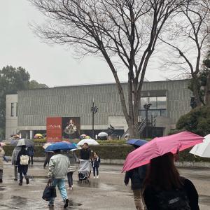 ハプスブルク展からの牛カツ By POGI