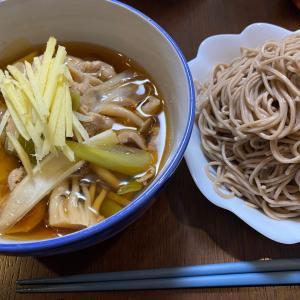 つけ麺風肉そばは食欲増進! By POGI