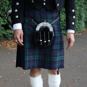 スコットランド人は外で叫ぶ人が多い