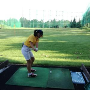 ゴルフ練習場選抜ジュニアゴルフ大会