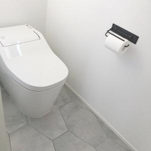 2階トイレのインテリア