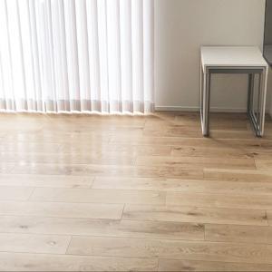 1階の床材【オーク】