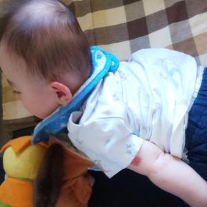 生後7ヵ月の【手足口病】