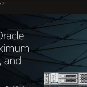 Oracleサーバ サポートOS一覧(動作保証OS一覧)