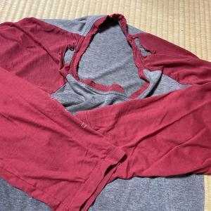 ●このTシャツ もう捨ててもいいですか?(ケチは財を成す)
