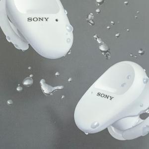 SONYのワイヤレスノイズキャンセリングステレオヘッドセット WF-SP800N 購入したのでレビュー