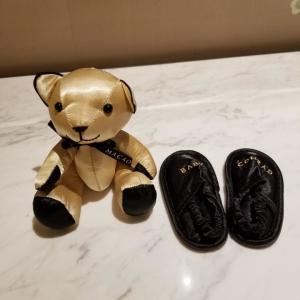 【コンラッドマカオホテル】Hiltonゴールドでラウンジに!コンラッドベア、ダックもGet!