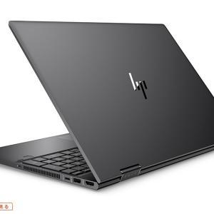 HPのパソコン ENVY x360 15(AMD)を購入しました