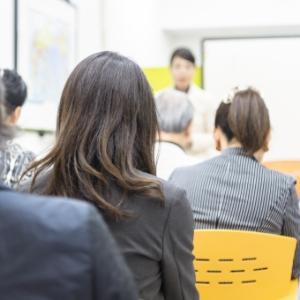 ハローワークで面接対策セミナーを受講しました