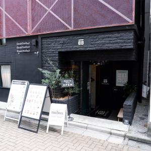 新宿御苑「nui box(ヌイボックス)」〜カップケーキとカラフルドリンク。インスタ栄え重視の韓国風カフェ〜