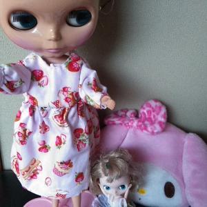 もうすぐ夏!ブライス人形を夏らしくアレンジしよう!