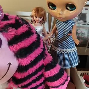 秋の行楽は横浜人形の家へ ブライスのイベント盛りだくさん♪
