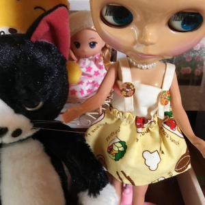 HAPPY DOLLが可愛すぎる件☆ブライスの友達におすすめです!