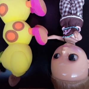 【SOS】大雨でブライス人形がベタベタ、カビ臭い…解消法伝授!