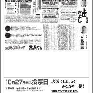 参議院埼玉補選 投票先の悩み
