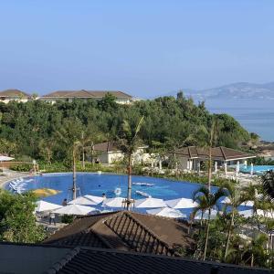 ハレクラニ沖縄に宿泊した感想をブログにしました
