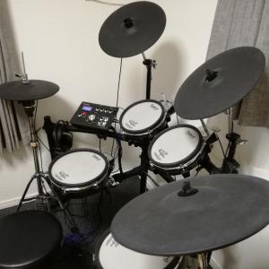 電子ドラムを購入