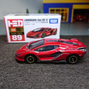 TOMICA 1月新車購入その1