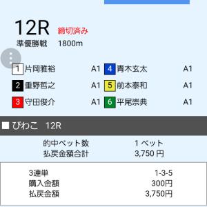 7月29日 琵琶湖競艇 準優勝戦 実践結果