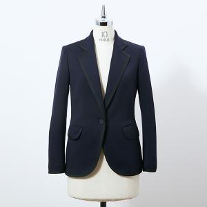 madameH CLOSET「ウールジャージジャケット2010」どう着る?①